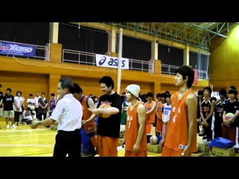 2011年7月31日ゼビオカップ本選 表彰式1