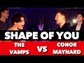 Download Lagu Ed Sheeran - Shape Of You (SING OFF vs. The Vamps) Mp3 Free