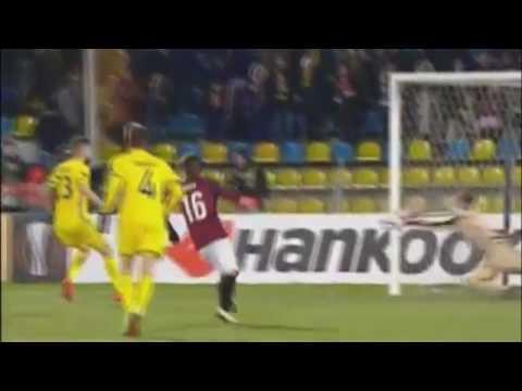 FC Rostov vs Sparta Prague 4-0 Maç özeti 16/02/2017