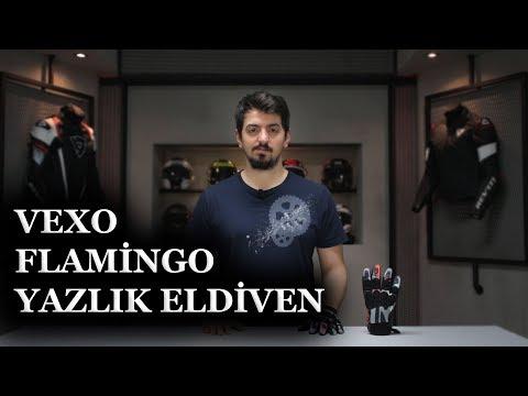 Vexo Splash Motosiklet Eldiveni ( Özen Tv )