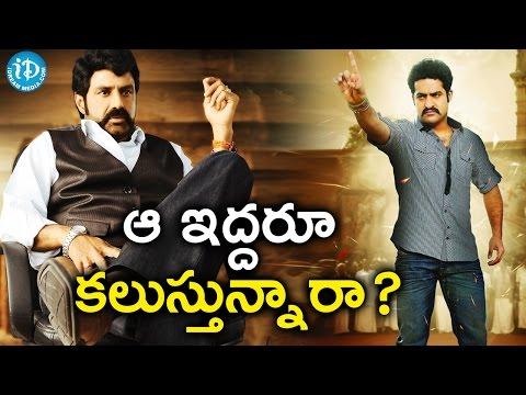 NTR Special Interest On Balayya Film
