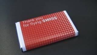 Swiss Airlines Avro RJ100 in Row 5  http://modhop.com Seat: If you're lucky enough to get an economy seat in rows 1-8 aboard...
