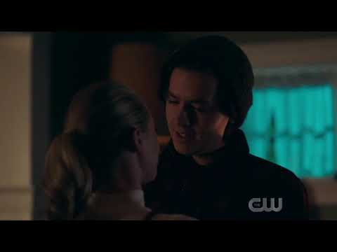 "Riverdale 4x18 ""Betty & Jughead"" Ending Scene Season 4 Episode 18 [HD] ""Lynchian"""