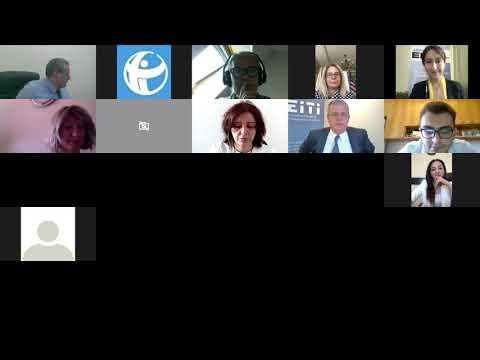 Մաս 2. Մարկ Ռոբինսոնի ողջույնի խոսքը Հայաստանի ԱՃԹՆ-ի 2-րդ զեկույցի ներկայացման առցանց համաժողովին