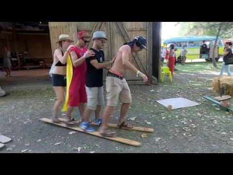 Ουγγαρία:Φεστιβάλ μουσικής και…παιχνίδια!