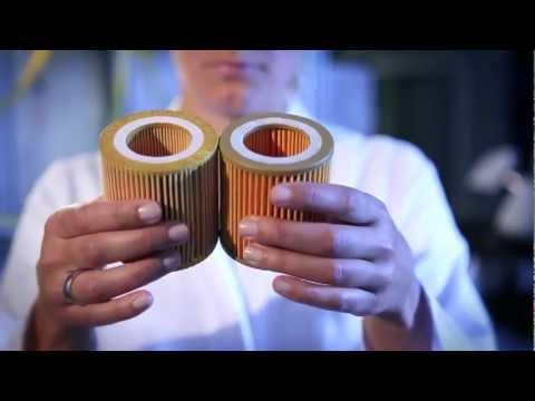 Original BMW Parts. Oil filter Commercial 2011 - Carjam Car Radio Show