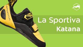 Женские скальные туфли для любого типа лазания La Sportiva Katana Woman