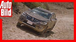 Renault Alaskan (2017) Fahrbericht/Review/Details by Auto Bild