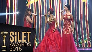 "Video Ayu Ting Ting - Zaskia Gotik - Julia Perez ""Pudar"" 