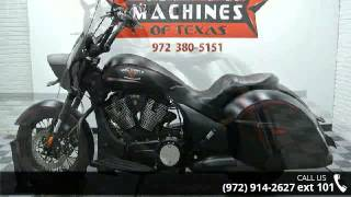 5. 2012 Victory Hard-Ball ABS  - Dream Machines of Texas - F...