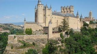 Segovia Spain  city pictures gallery : Walt Disney's Castle and The Roman Aqueduct: Segovia, Spain