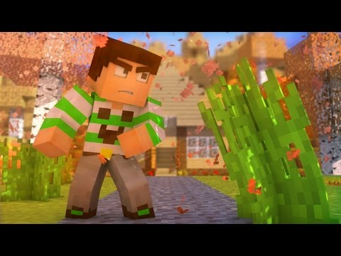 In The Weeds - Minecraft Animation - MineworksAnimations