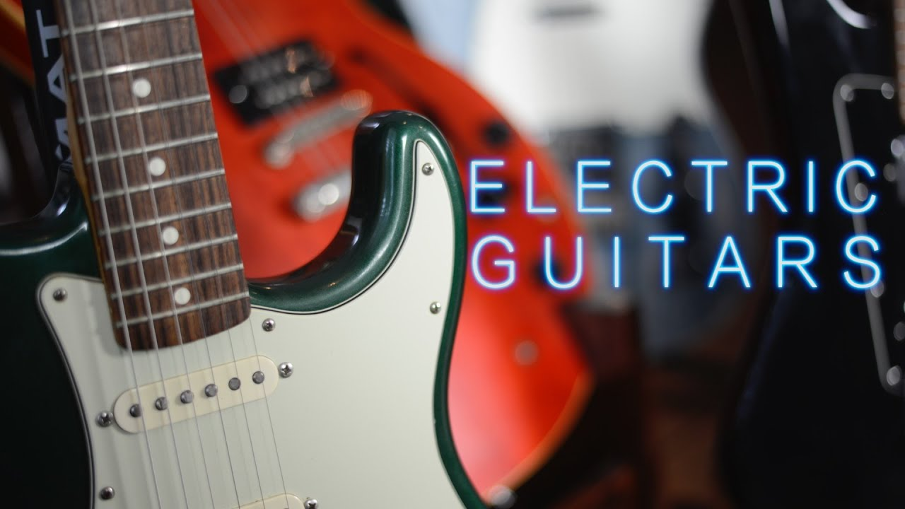 The Electric Guitars