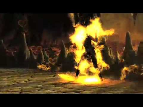 Mortal Kombat vs DC Universe: Fatality Walkthrough Part 1 Video
