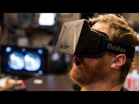 virtual - We have one of the first Oculus Rift development kits in house, and spend the day testing it in Team Fortress 2. Watch how this virtual reality head-mounted ...