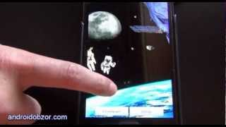 Spaceman 3d Live Wallpapers YouTube video