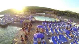 Budva Montenegro  city images : Plaza Ploce, Budva, Crna Gora - Beach Ploce, Budva, Montenegro