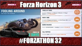 Forza Horizon 3© Microsoft Corporation. Forza Horizon 3 Gameplay was created under Microsoft's
