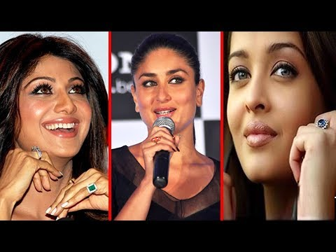 Aishwarya Rai, Abhishek Bachchan And Other Bollywo