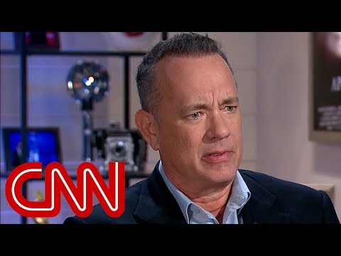 Tom Hanks: Some people go into my line of work for power