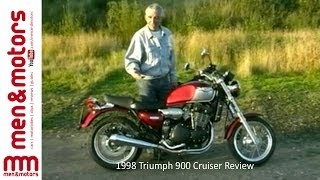 10. 1998 Triumph 900 Cruiser Review