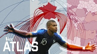 Video Why France produces the most World Cup players MP3, 3GP, MP4, WEBM, AVI, FLV Juli 2018