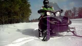 8. Arctic Cat T660 Turbo