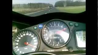 3. Kawasaki Ninja zx12r topspeed 328km/h