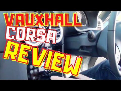SXI - My personal Review of my new car the Vauxhall Corsa SXI 1.2 - 2013 5 door.