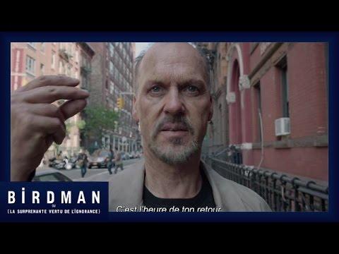 Birdman - Bande annonce 2 [Officielle] VOST HD