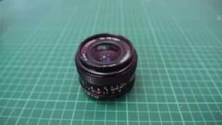 Physical Tour Lensa Cosinon 35mm f/1.8 [BAHASA INDONESIA]