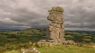 Fleeting Light, Bowerman's Nose Time-Lapse, Dartmoor
