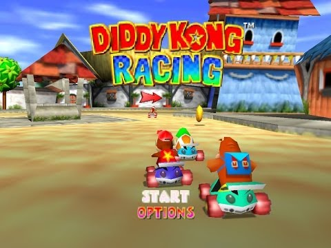 diddy kong racing nintendo 64 download