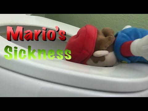 Mario's Sickness