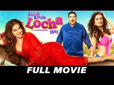 Hindi Full Movie - Kuch Kuch Locha Hai - Sunny Leone - Evelyn Sharma | New Hindi Movies 2017