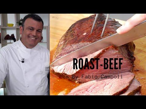 roast beef - ricetta
