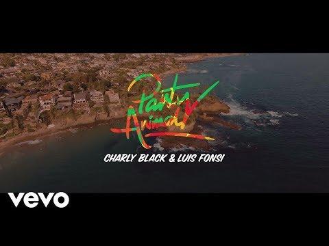 gratis download video - Charly-Black-Luis-Fonsi--Party-Animal
