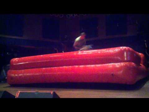 Big Al vs. Mechanical bull - Goodwin's 40th