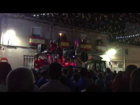 Fiestas Patronales de Moraleja de Enmedio, Madrid 2013 (noche del 31 de agosto)