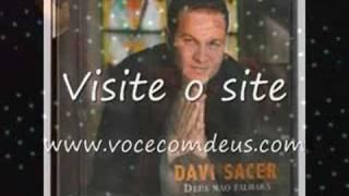 Davi Sacer Abundância De Alegria Cd Deus Não Falhará - 2008