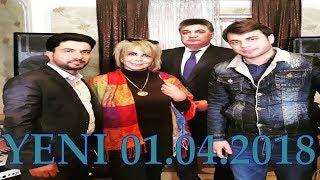 Namiq Mena, Sevda Eliqizi, Mena Aliyev, Pervin, Yeni  01.04.2018