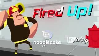 Fired Up  android ios official trailer              FIRE! Extinguish fires and save as many people as you can in this thrilling arcade game from the team that brought you MMM Fingers and Super Stickman Golf 3!Features:– Fun One Touch Controls– Frantic Arcade Action– Leaderboards and Achievements thnx for watching