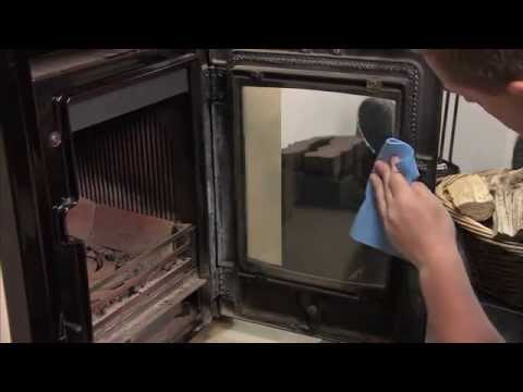 How to clean your Waterford Stanley stove