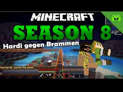 HARDI GEGEN BRAMMEN «» Minecraft Season 8 # 89 | HD
