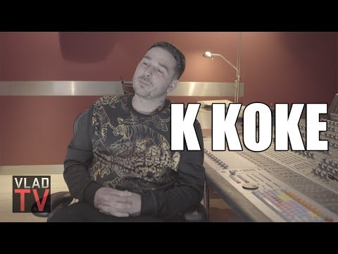 K KOKE | @VLADTV INTERVIEW | TALKS ABOUT GROWING UP IN STONEBRIDGE  @KokeUSG @djvlad