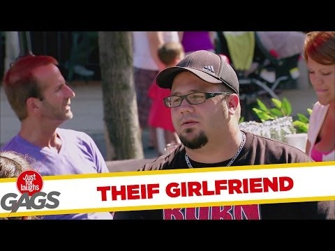 My Date is a Thief Prank - Youtube