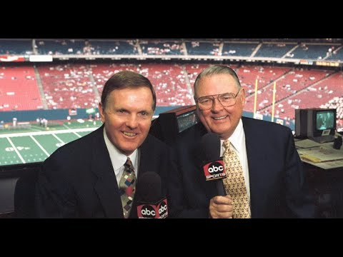 Keith Jackson, legendary voice of college football, dead at 89