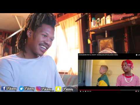 Macklemore Ft. Lil Yachty - Marmalade (Reaction Video)