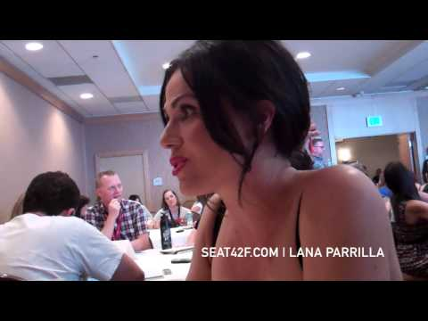 Once Upon a Time - Season 4 - Lana Parrilla Comic-Con Interview [VIDEO]
