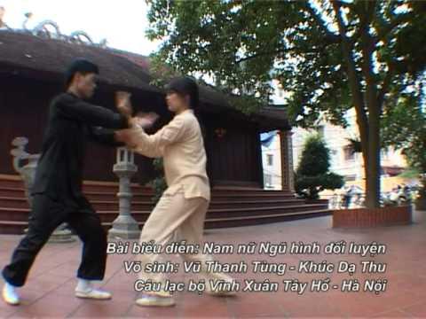 Ngôi sao võ thuật Việt Nam toàn cầu số 24